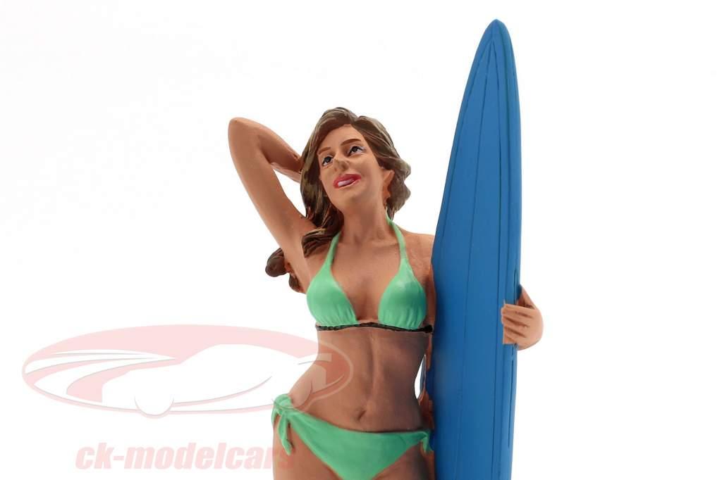 surfer Paris figur 1:18 American Diorama