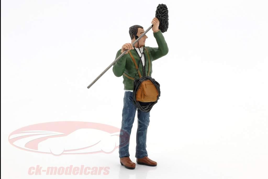 sostenitore cifra 1:18 American Diorama