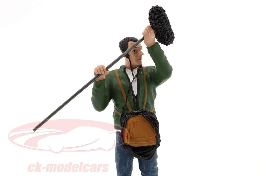 sustentador figura 1:18 American Diorama