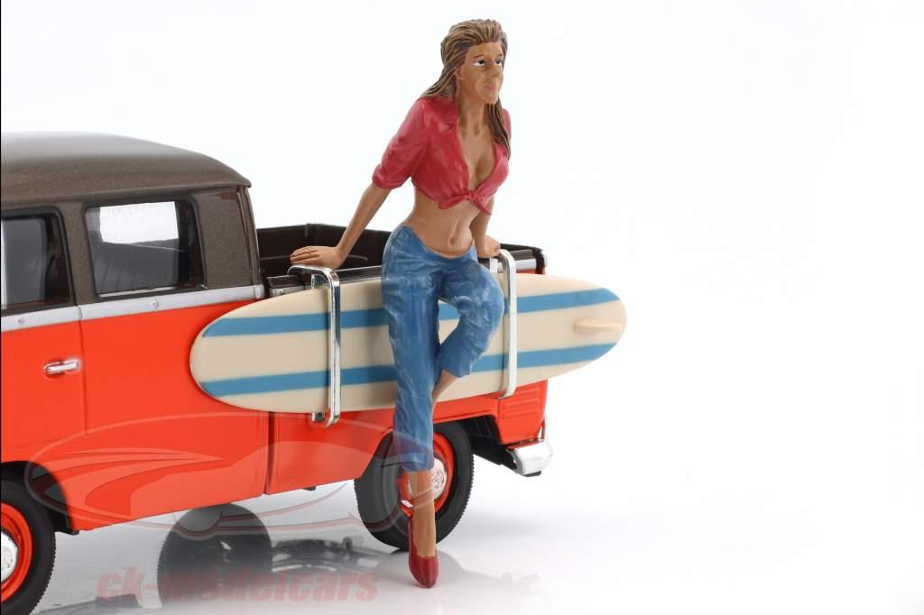 colgante fuera Wendy figura 1:18 American Diorama