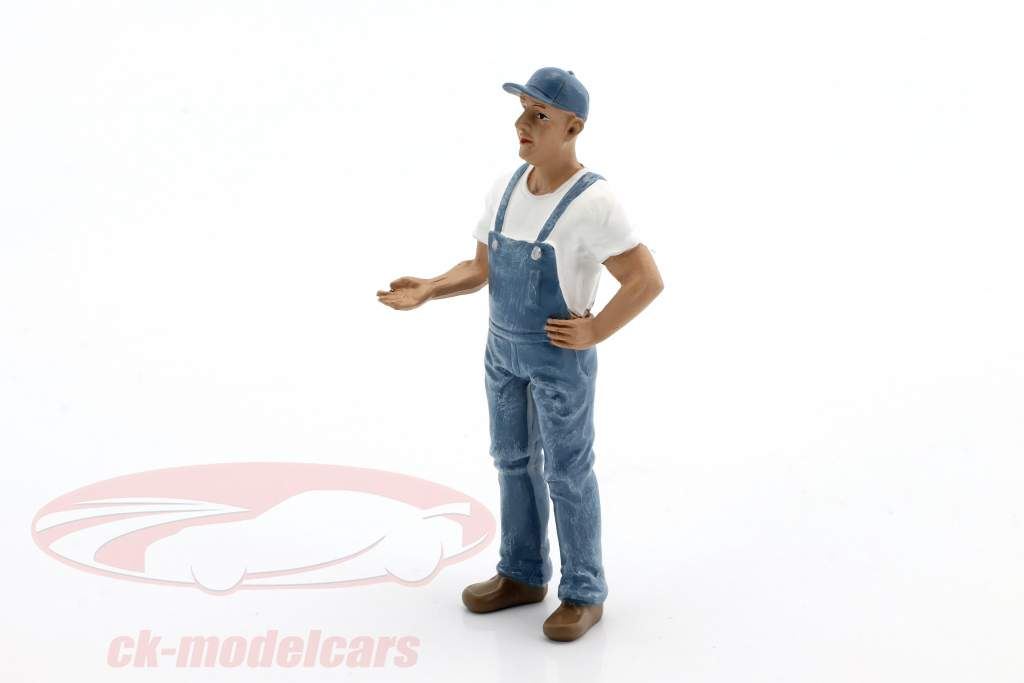 Hanging Out Bob Figur 1:24 American Diorama