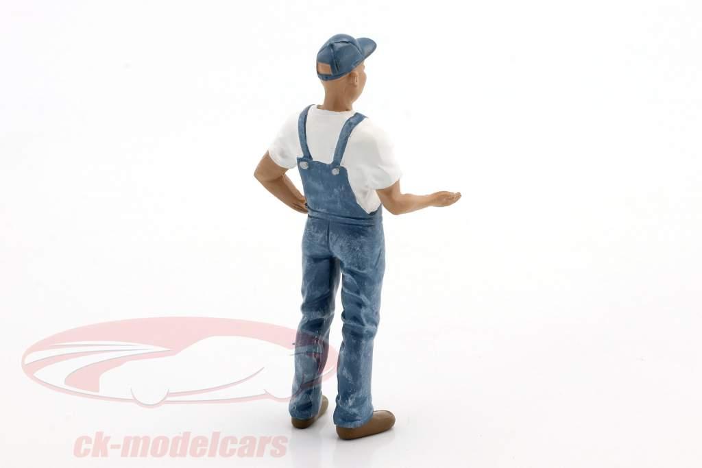 suspendu dehors Bob figure 1:24 American Diorama