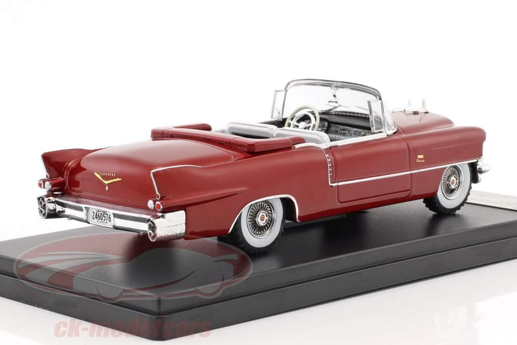 Cadillac Eldorado Biarritz anno di costruzione 1956 porpora metallico 1:43 Premium X