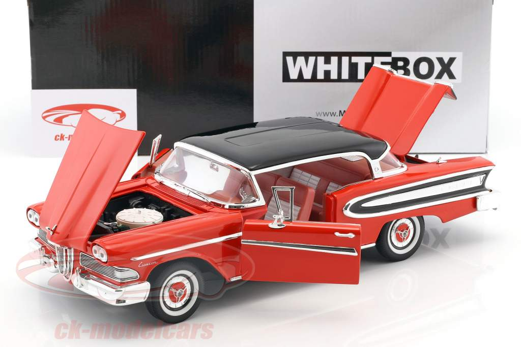 Ford Edsel Citation rouge / noir 1:18 WhiteBox