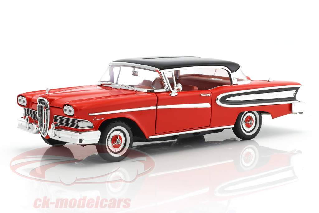 Ford Edsel Citation red / black 1:18 WhiteBox