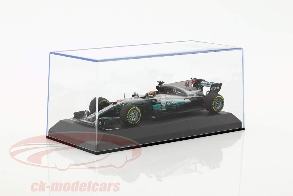 unique collectionneur vitrine starting grid 1:43 CMR