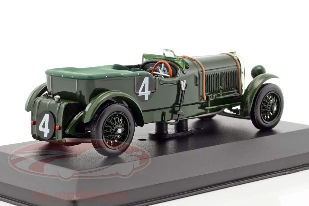 Bentley Speed Six #4 Barnato, Kidston ganador 24h LeMans 1930 1:43 Ixo