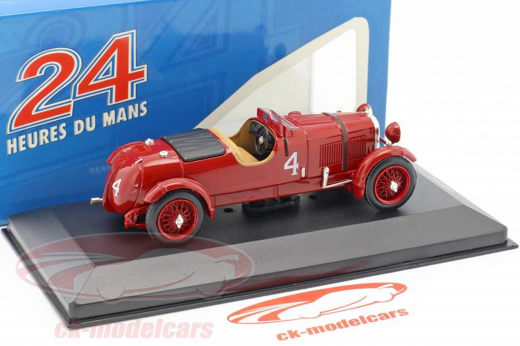 Lagonda Rapide #4 Winnaar Le Mans 1935 1:43 Ixo