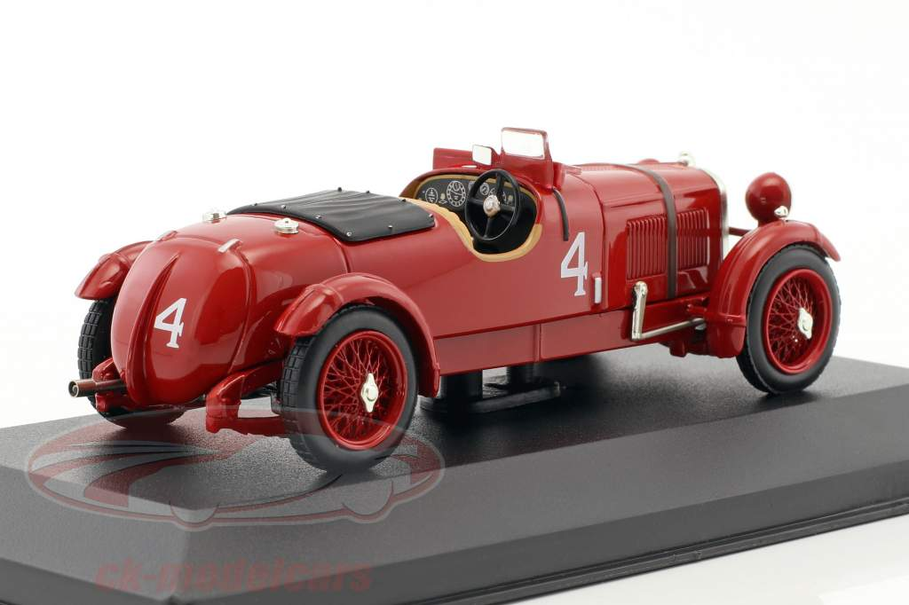 Lagonda Rapide #4 Winner LeMans 1935 1:43 Ixo
