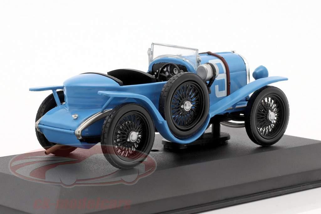 Chenard & Walcker Sport RHD #9 gagnant 24h LeMans 1923 Lagache, Leonard 1:43 Ixo
