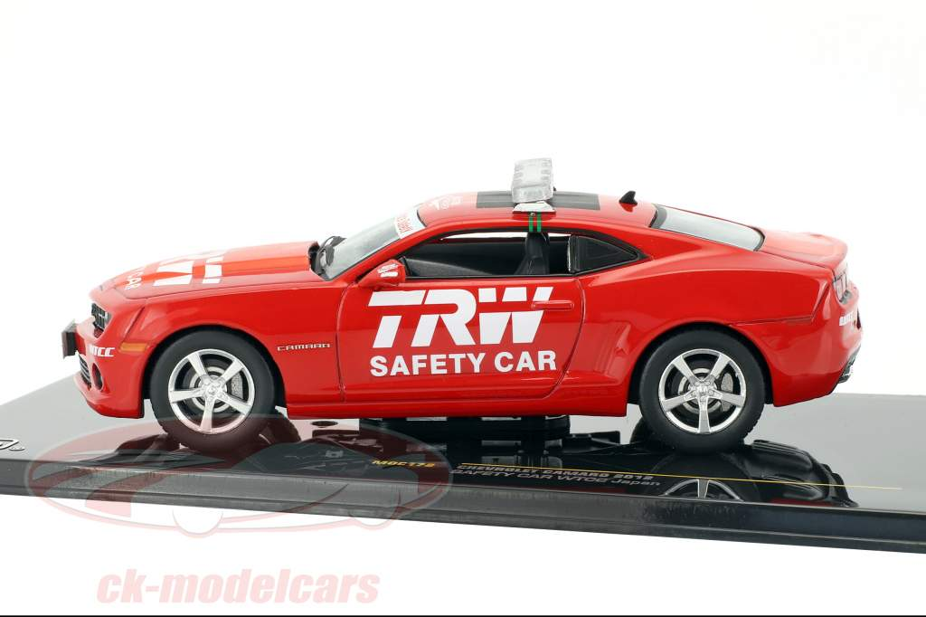 Chevrolet Camaro segurança carro raça de Japão WTCC 2012 1:43 Ixo