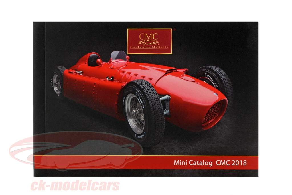 CMC mini catalogue 2018