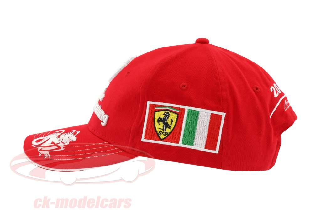 Michael Schumacher Ferrari Chauffør Kasket Drage Formula 1 2006