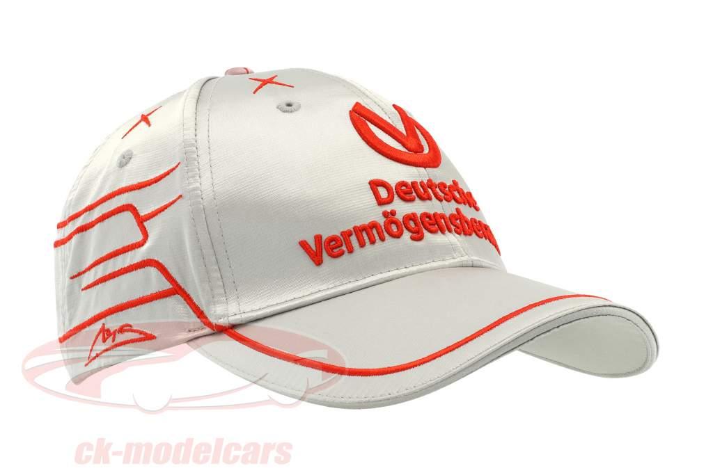 M. Schumacher Mercedes GP Formel 1 Driver Cap 2011
