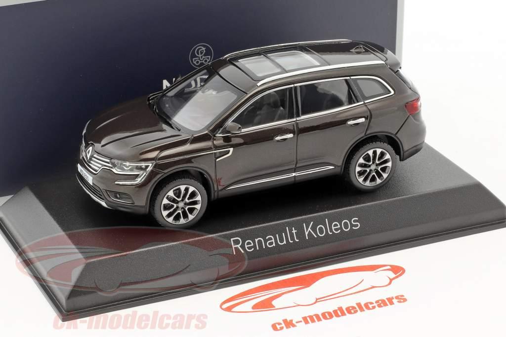 Norev 143 Renault Koleos год постройки 2016 коричневый