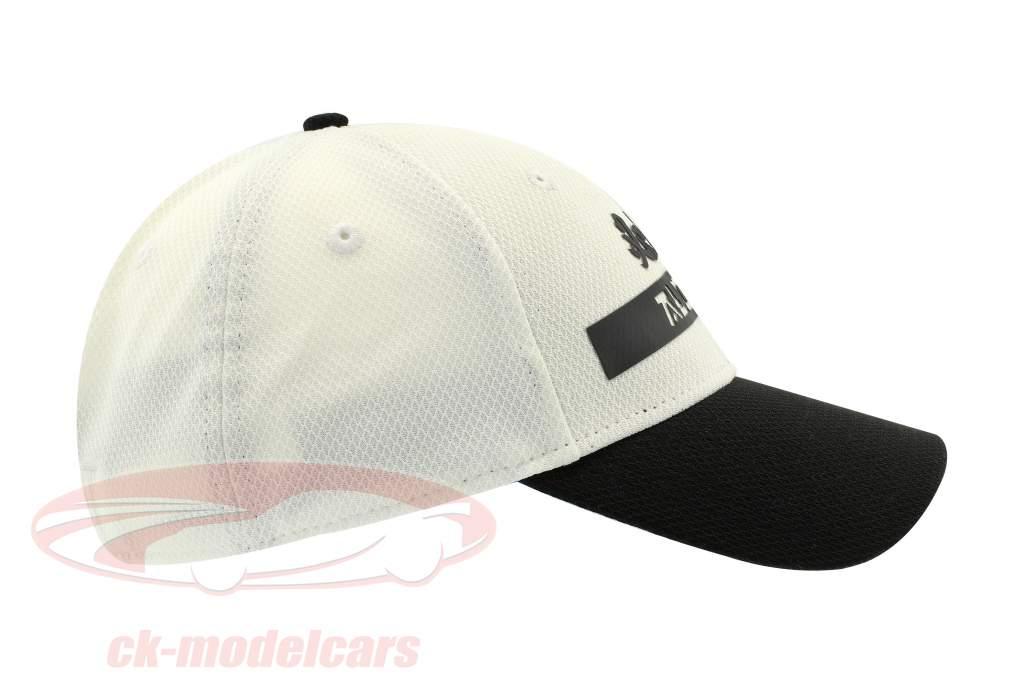 McLaren Honda Fernando Alonso #14 2017 Cap white / black OSFA