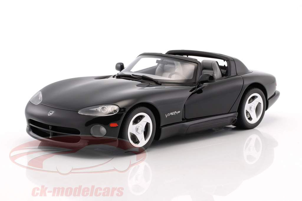Dodge Viper RT/10 noir 1:18 GT-SPIRIT