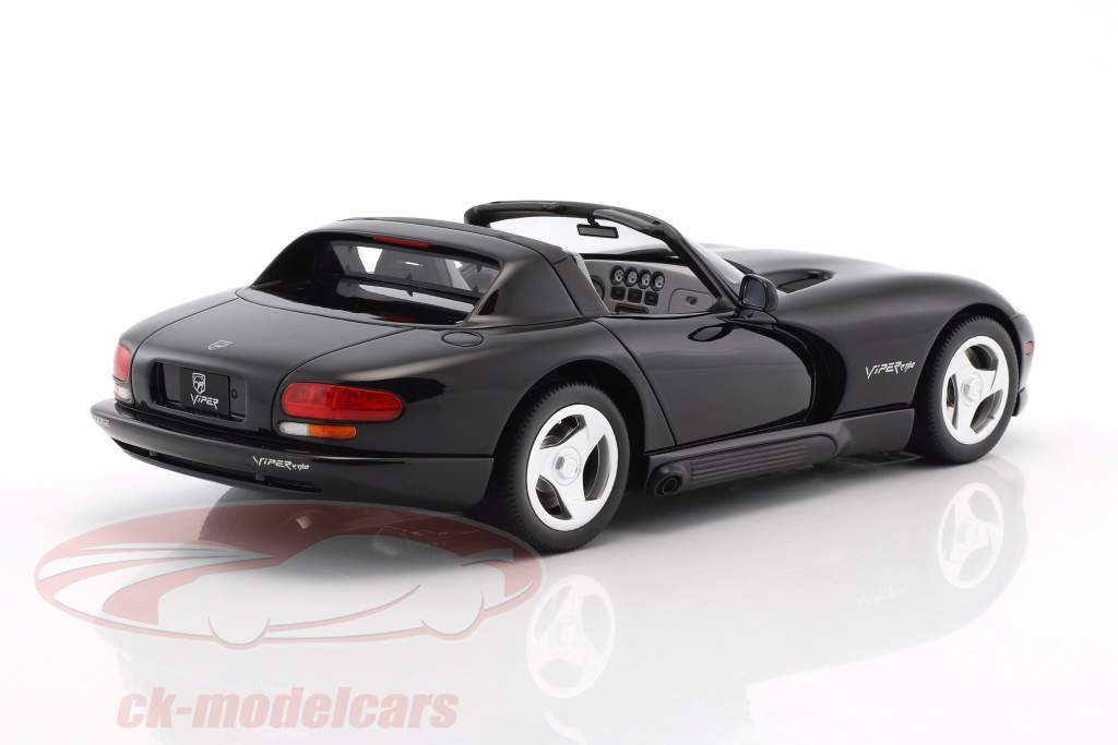 Dodge Viper RT/10 schwarz 1:18 GT-SPIRIT