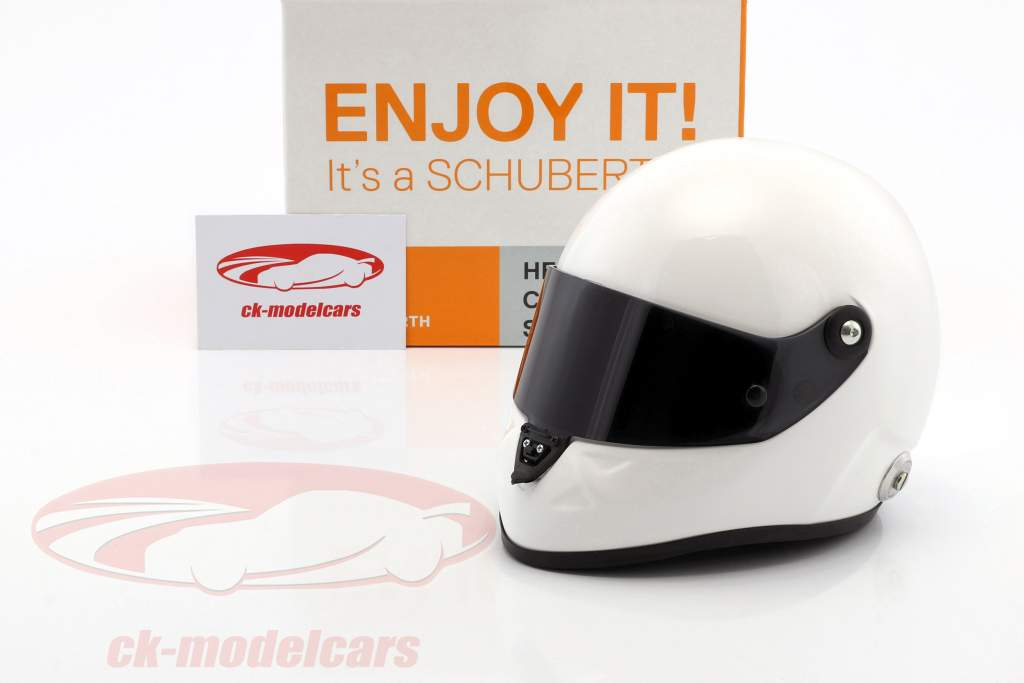 Schuberth SF1 casco Plain Body Version bianco 1:2 Schuberth