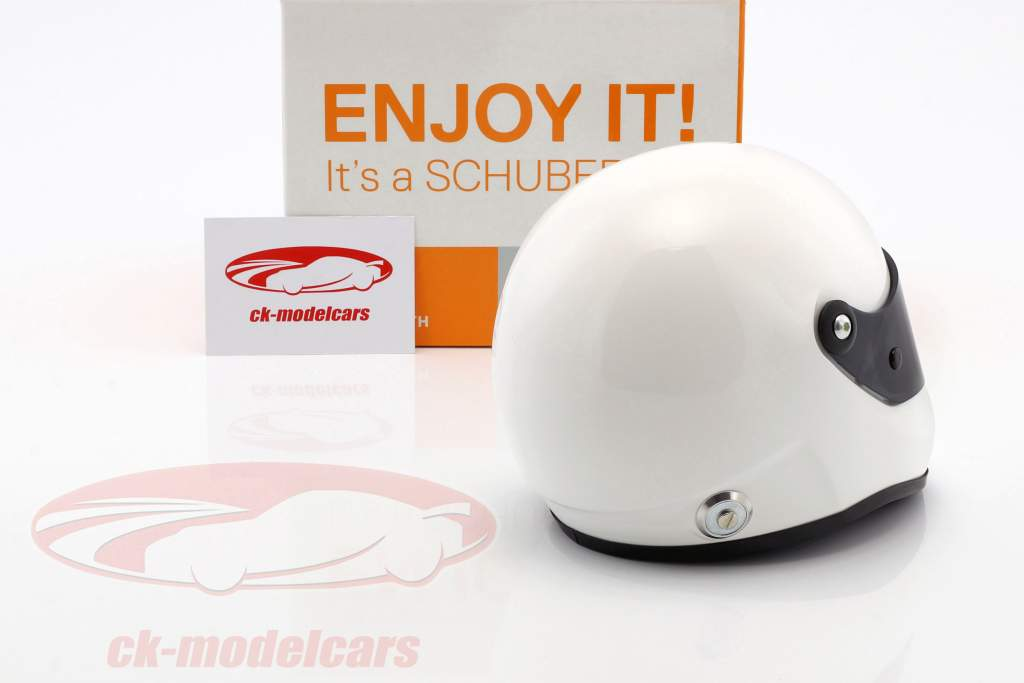 Schuberth SF1 casque Plain Body Version blanc 1:2 Schuberth