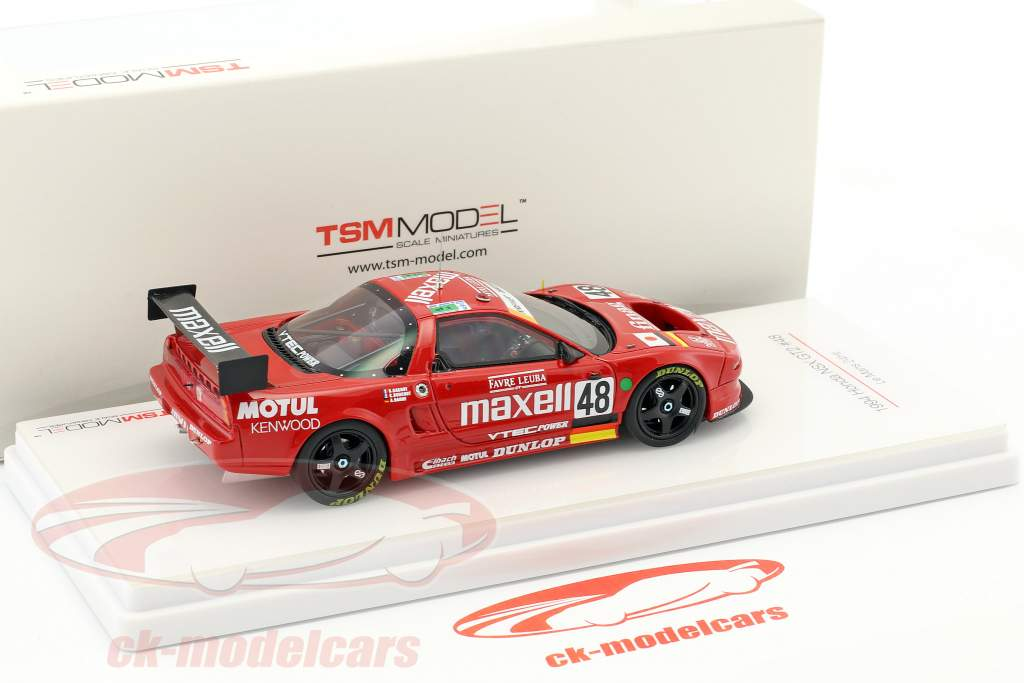 Honda NSX #48 24h LeMans 1994 Hahne, Bouchut, Gachot 1:43 TrueScale