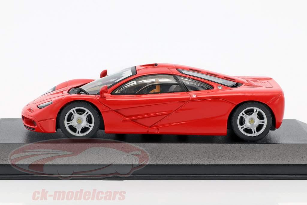 McLaren F1 Roadcar rot 1:43 Minichamps