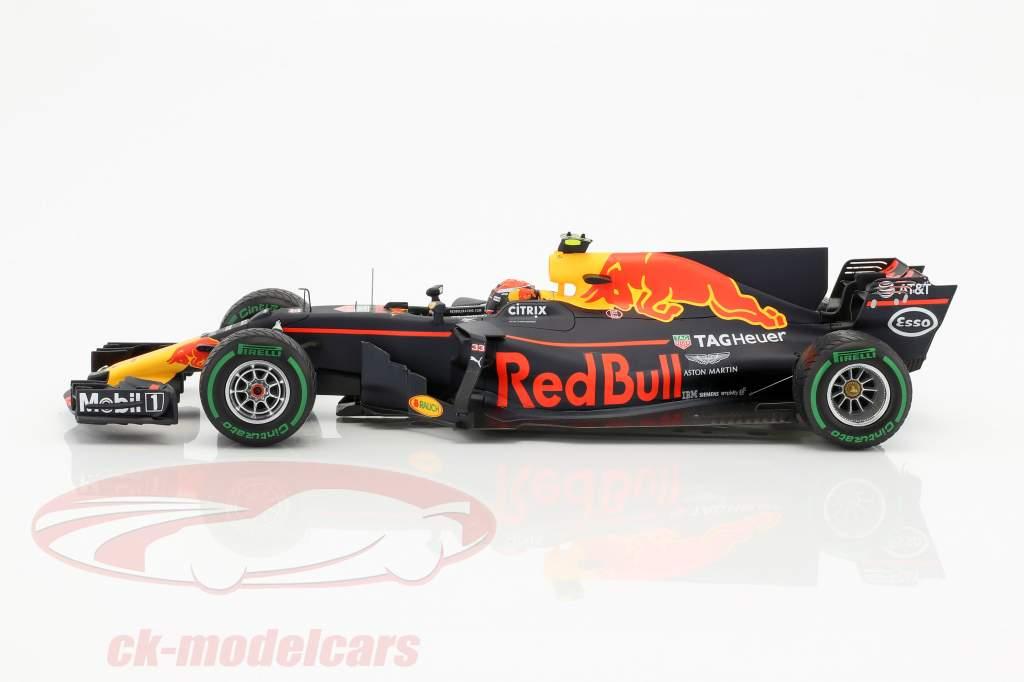 Max Verstappen Red Bull RB13 #33 3 Chine GP formule 1 2017 1:18 Spark