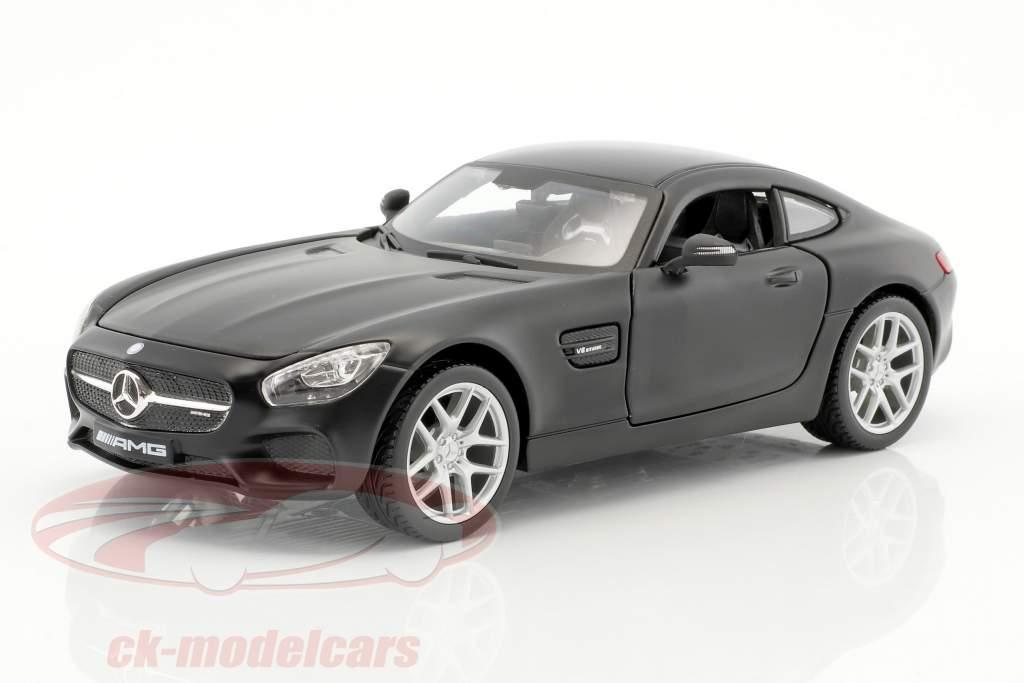 Mercedes-Benz AMG GT mat sort 1:24 Maisto