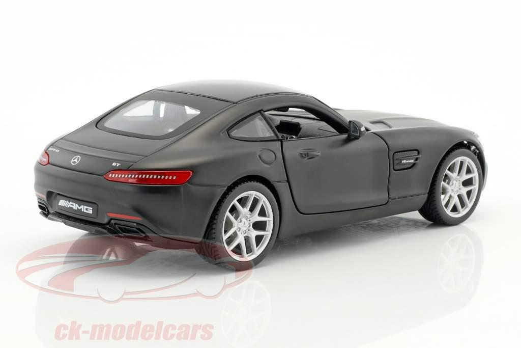 Mercedes-Benz AMG GT matt black 1:24 Maisto