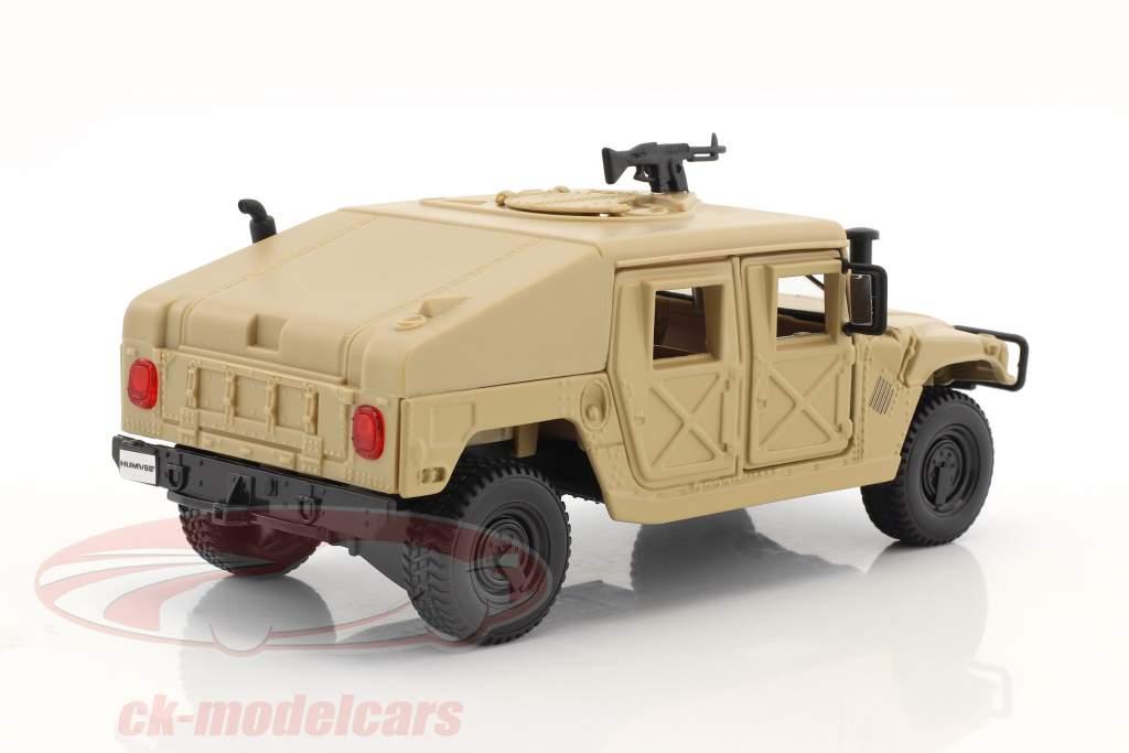 Humvee beige 1:24 Maisto