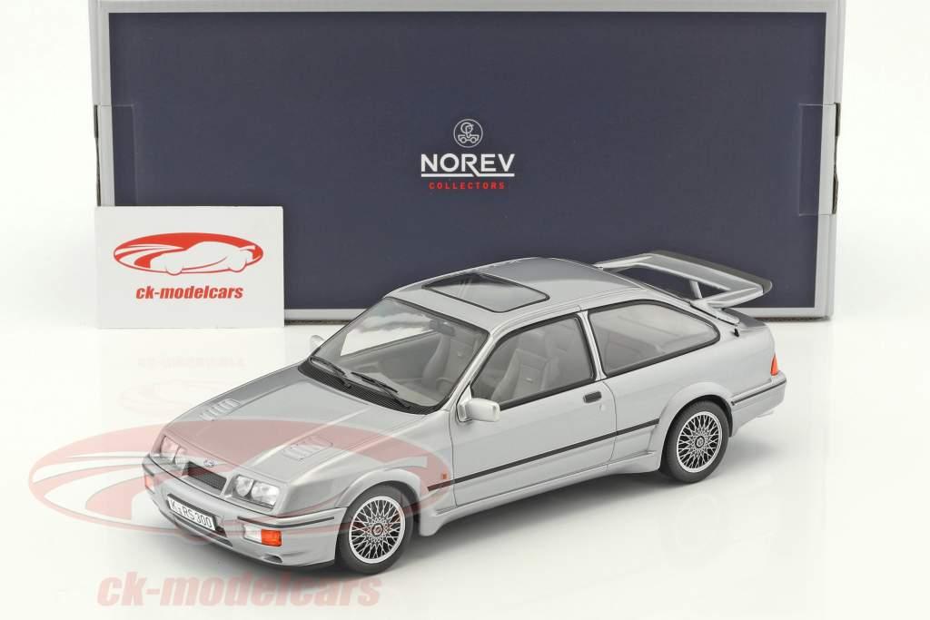 Ford Sierra RS Cosworth Baujahr 1986 grau metallic 1:18 Norev