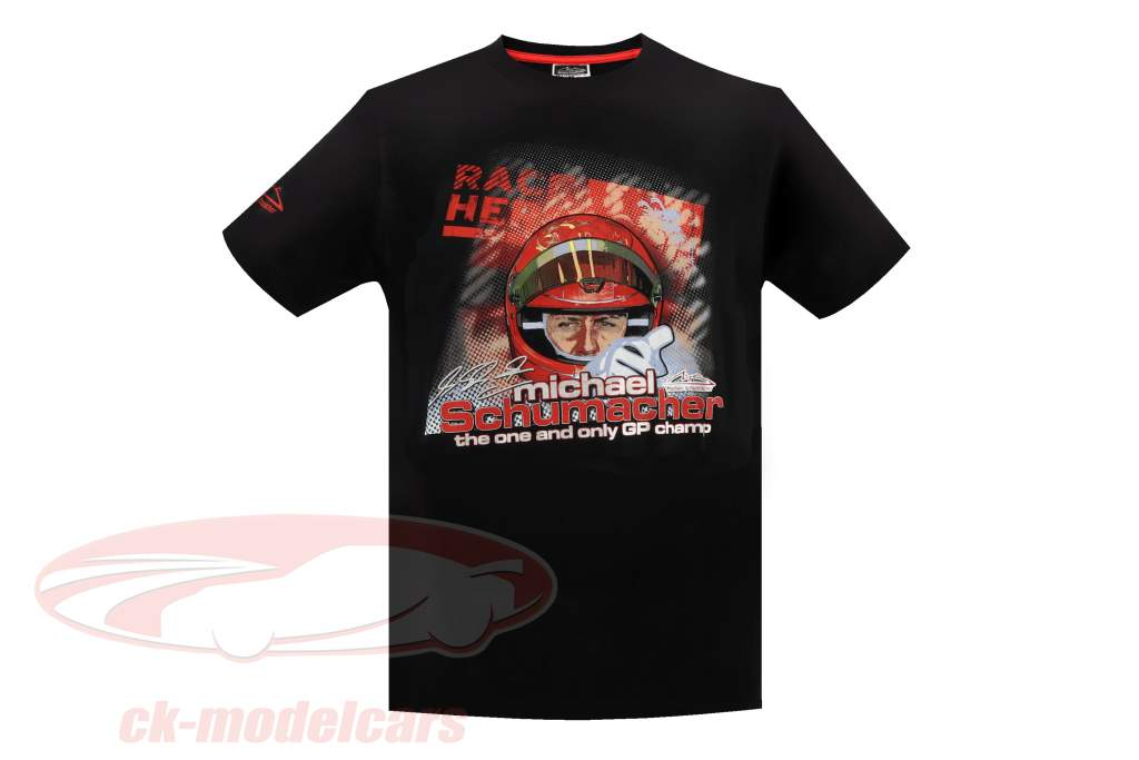 Michael Schumacher T-Shirt Challenge Tour 2011 black