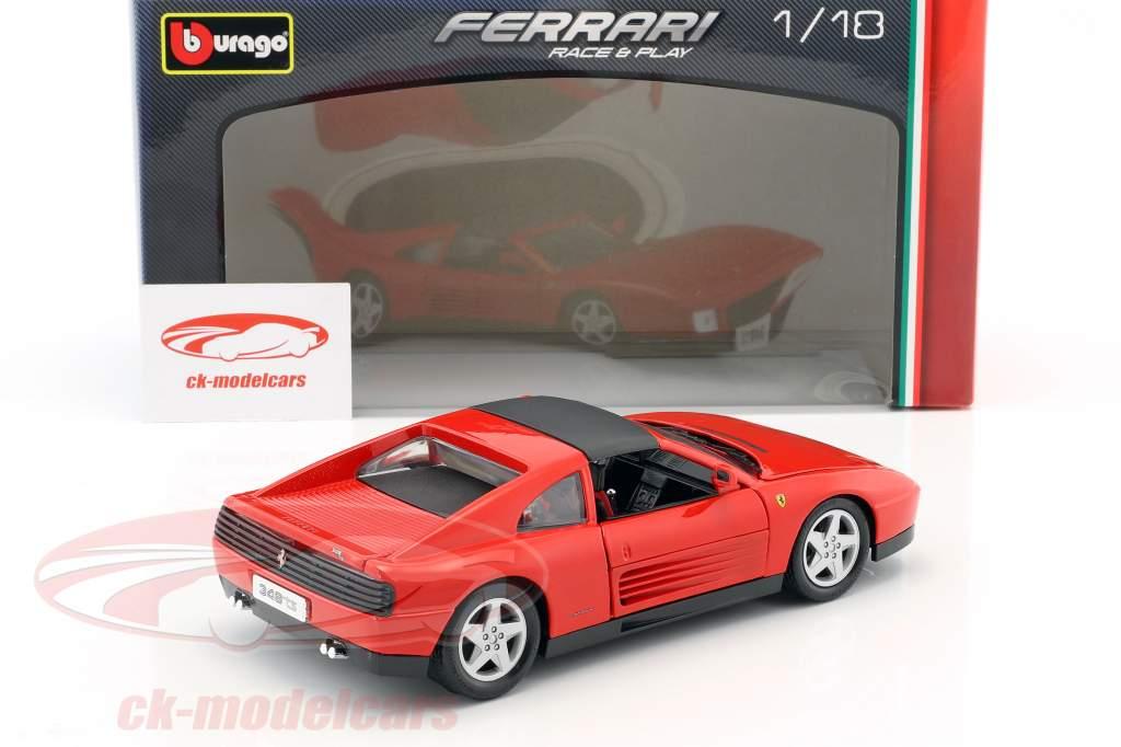 Ferrari 348ts red 1:18 Bburago