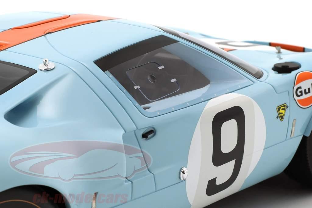 Ford GT 40 MK I #9 Winner 24h LeMans 1968 Rodriguez, Bianchi 1:12 CMR