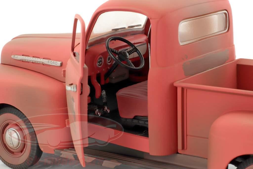 Ford F-1 Pick-Up Baujahr 1952 TV-Serie Sanford & Son (1972-77) rot 1:18 Greenlight