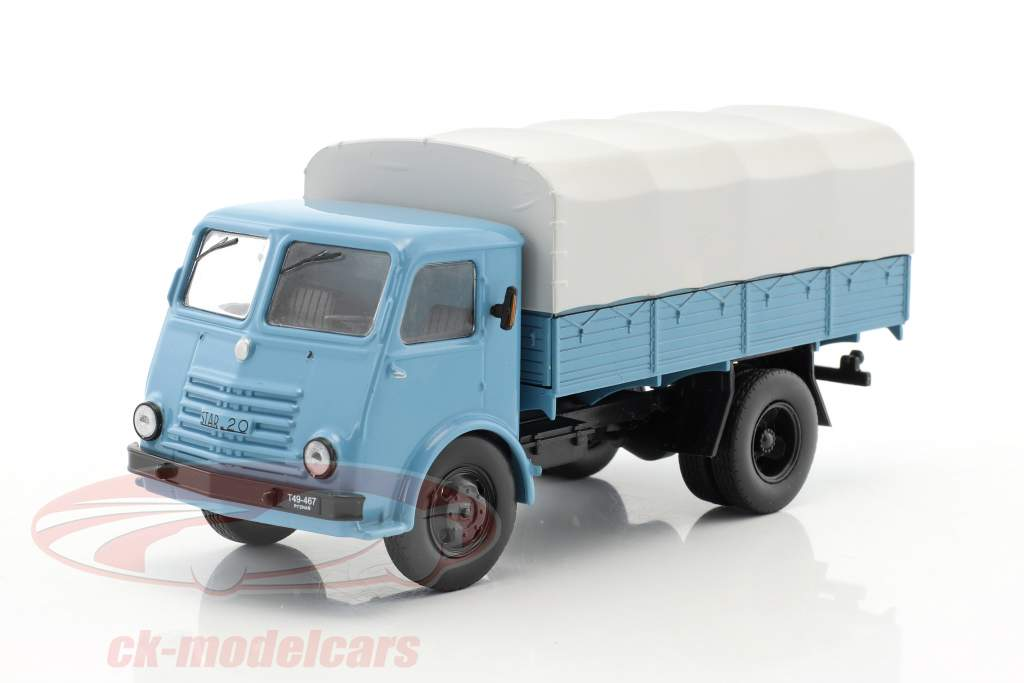 Star 20 Truck light blue / Gray 1:43 Altaya