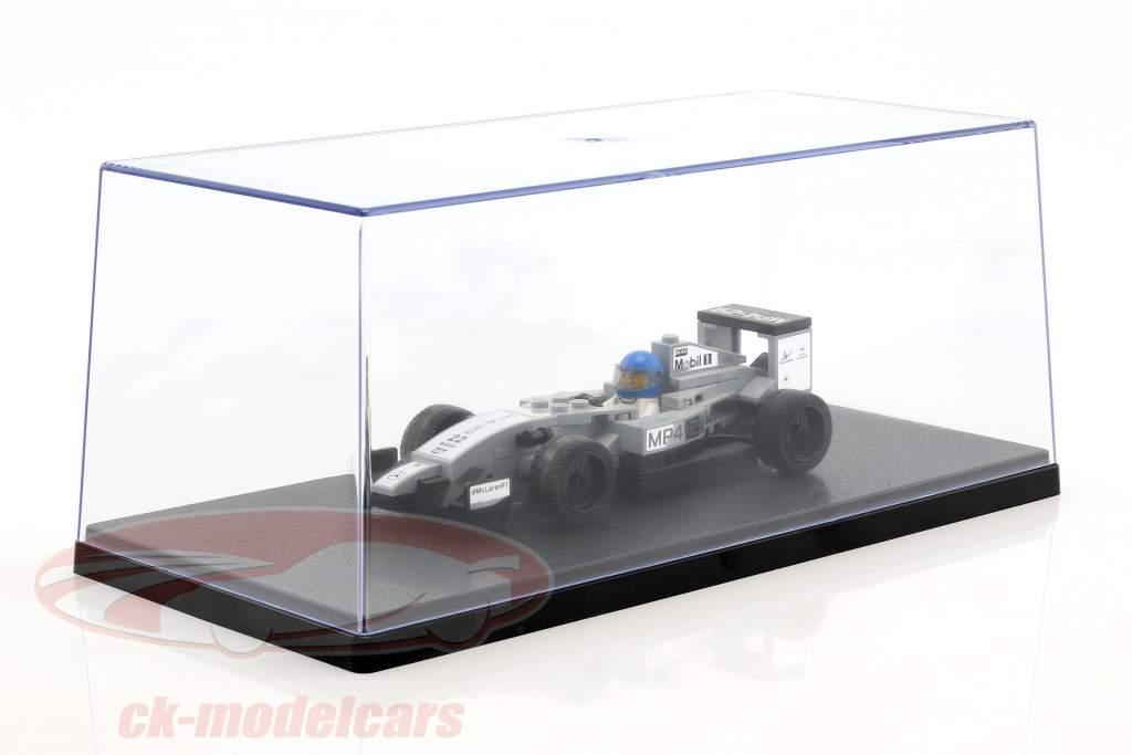 Triple9 Acrylique Unique Vitrine pour Modèle des voitures dans la Échelle 1:24