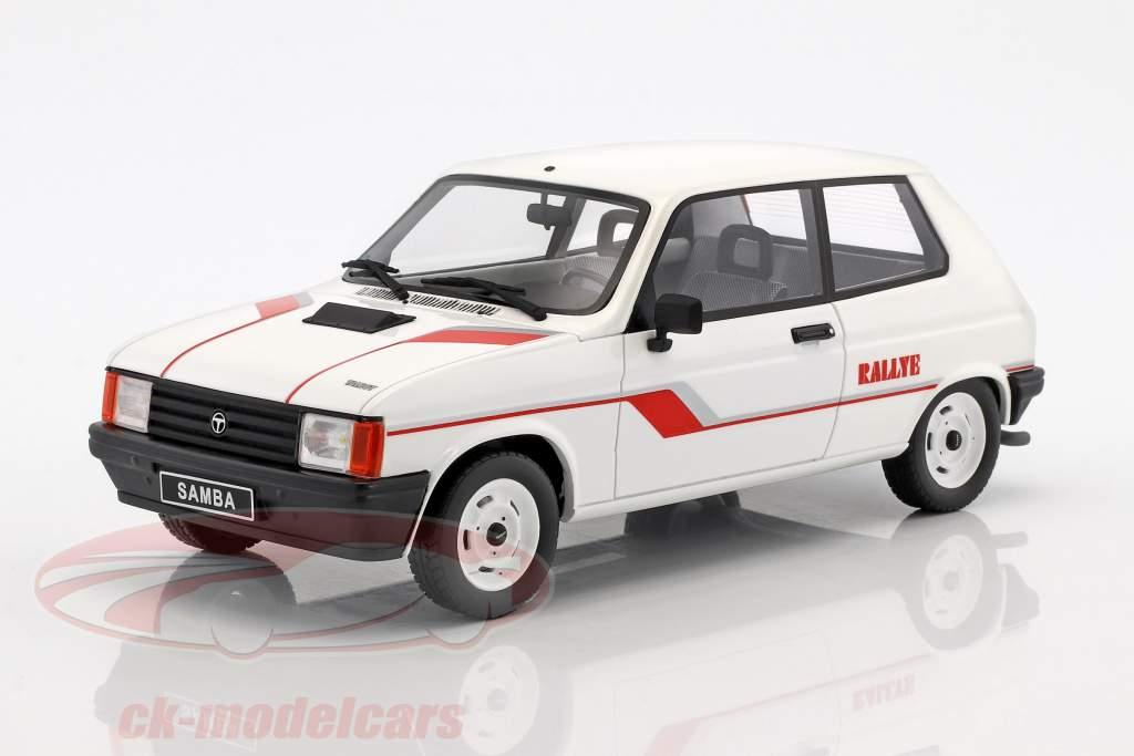 Talbot Samba Rally year 1983 white 1:18 OttOmobile