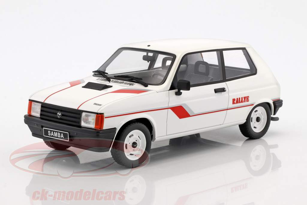 Talbot Samba Rallye ano de construção 1983 branco 1:18 OttOmobile
