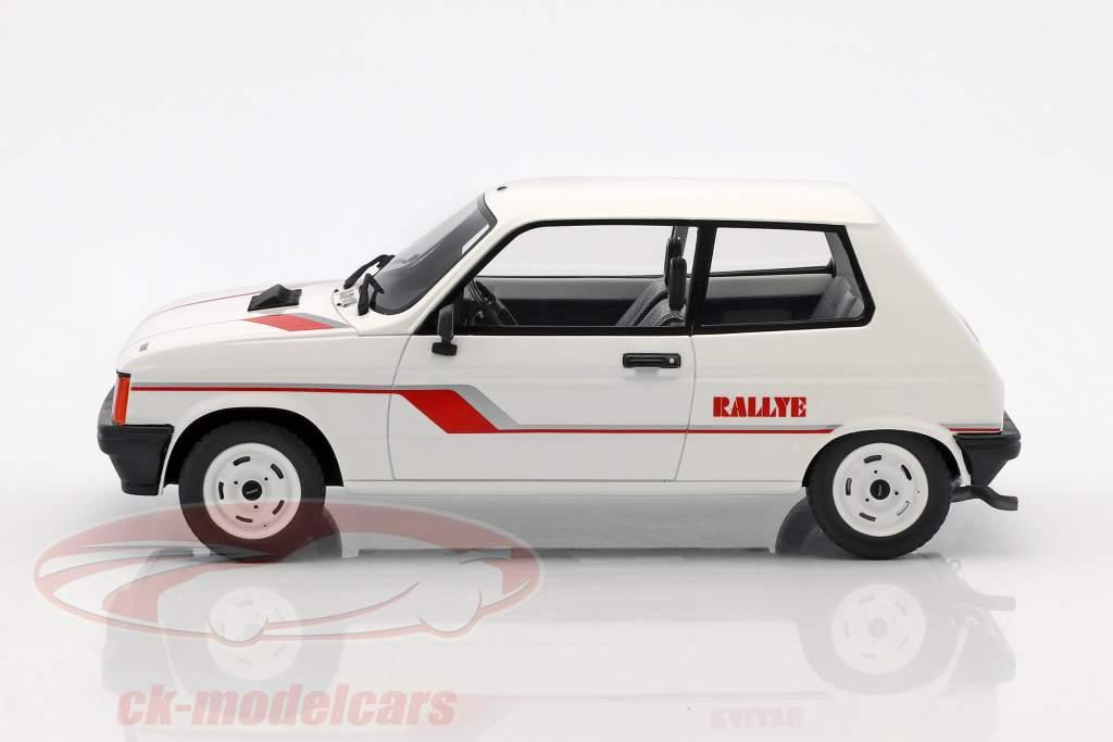 Talbot Samba Rallye année de construction 1983 blanc 1:18 OttOmobile