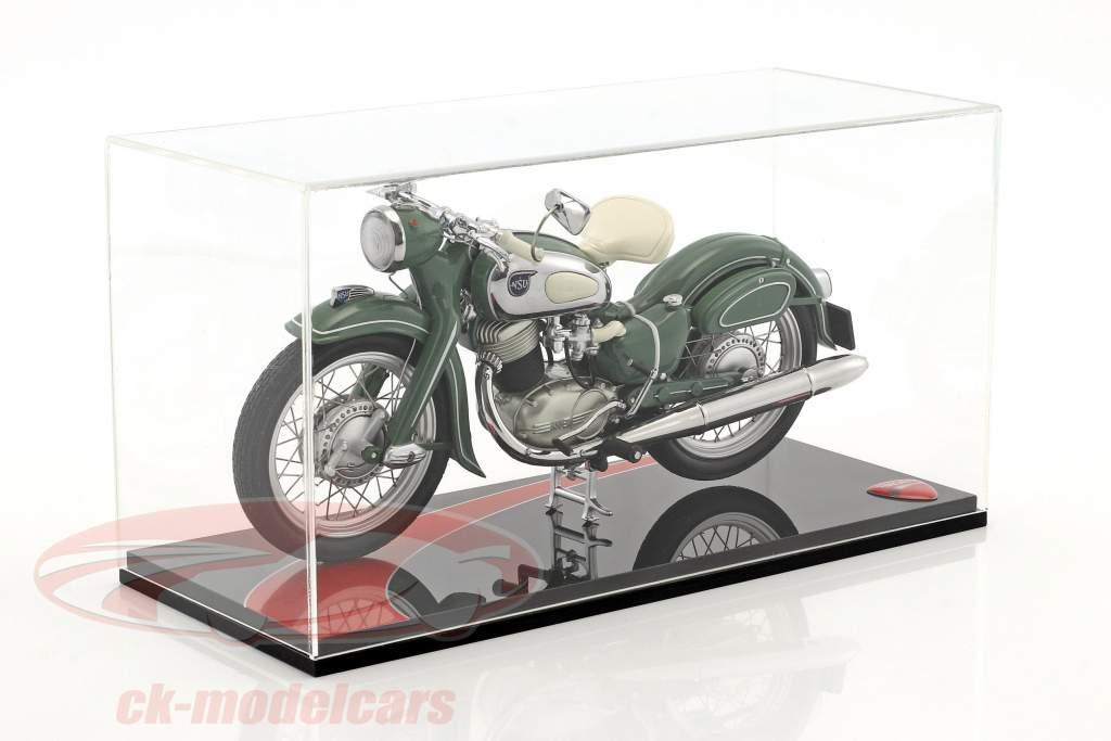 Ducati vitrine type I noir 1:12 TrueScale