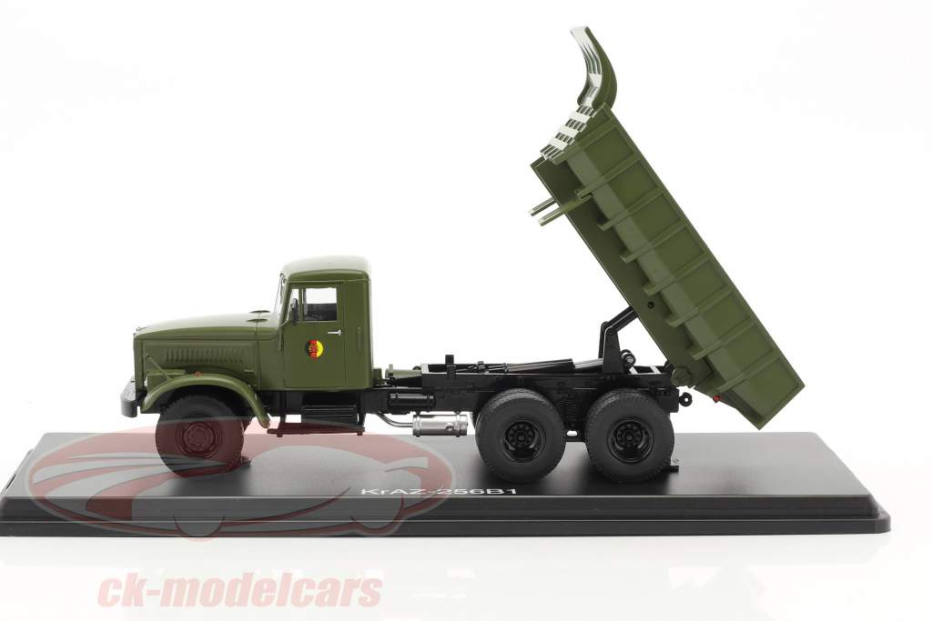 KrAZ 256B1 dump Truck NVA olive green 1:43 PremiumClassiXXs
