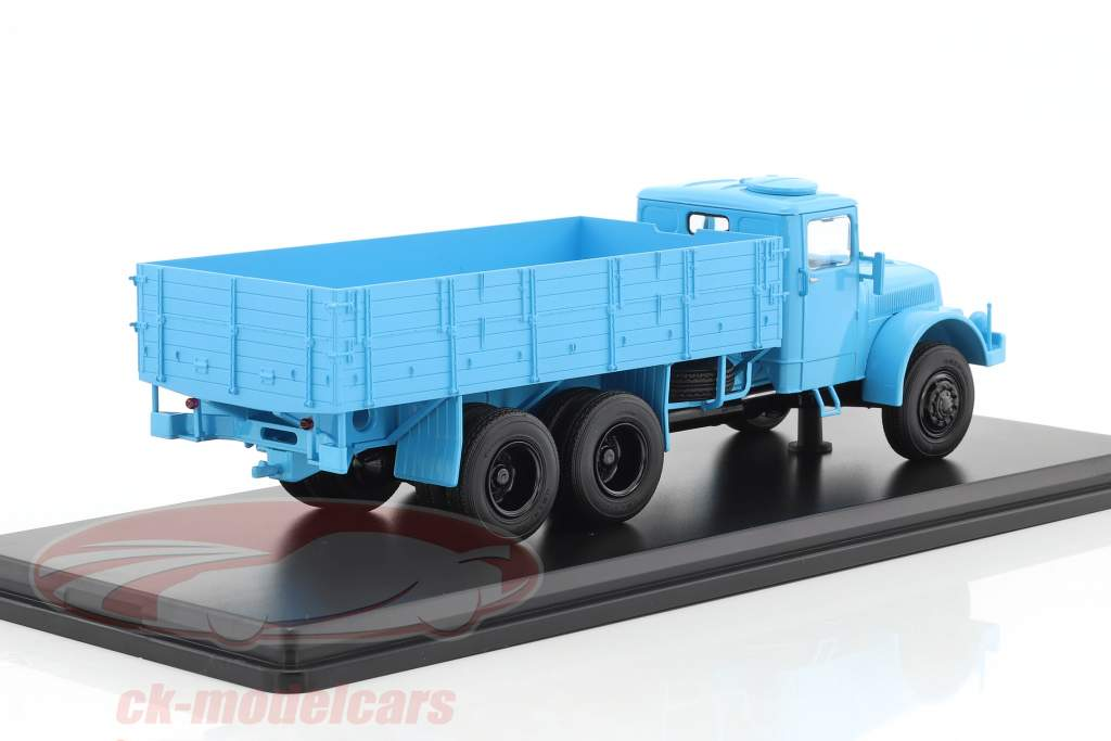 Tatra 111 piattaforma con telone azzurro 1:43 PremiumClassiXXs