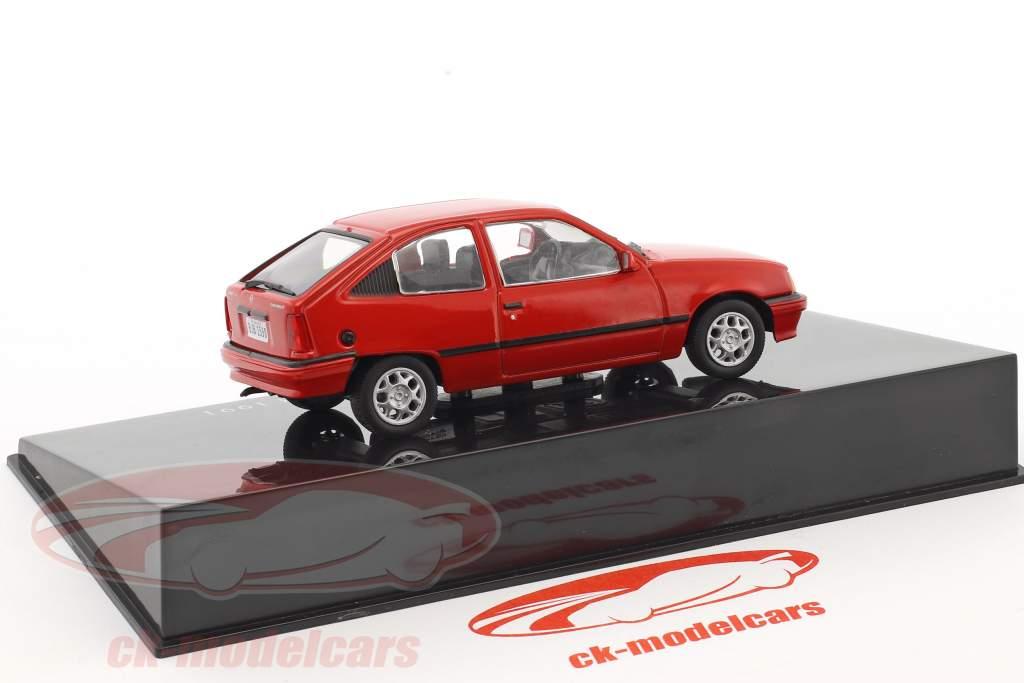 Chevrolet Kadett Hatch SL 1.8 Baujahr 1991 rot 1:43 Altaya