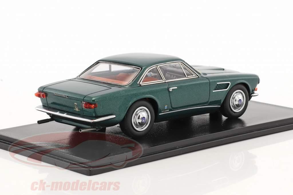 Maserati Sebring Serie II dunkelgrün metallic 1:43 Neo