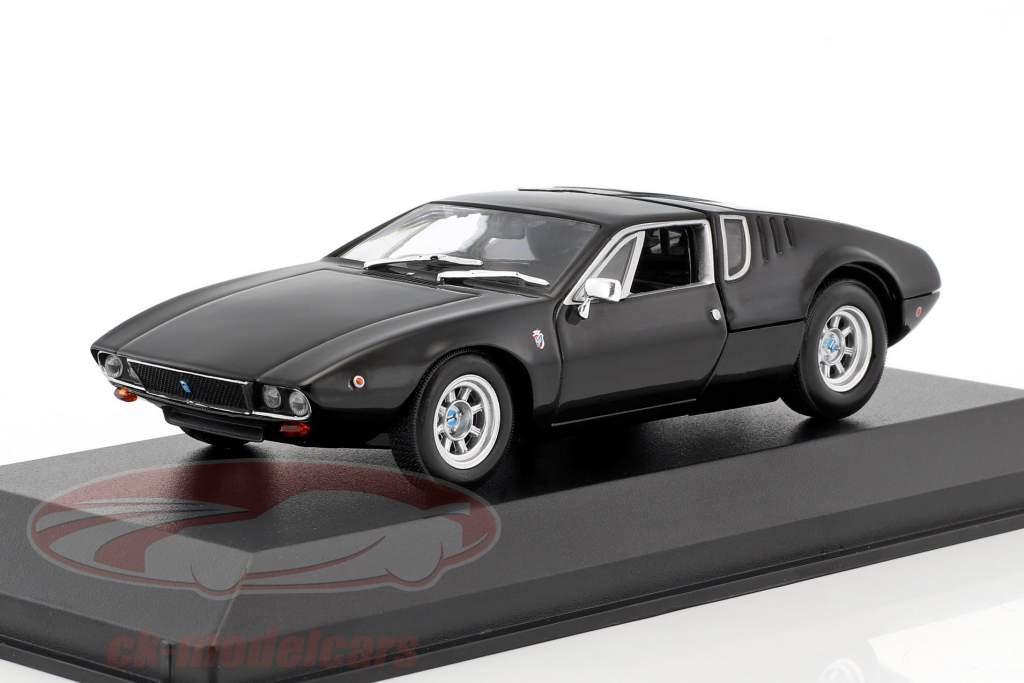 De Tomaso Mangusta >> De Tomaso Mangusta Construction Year 1967 Black 1 43 Minichamps