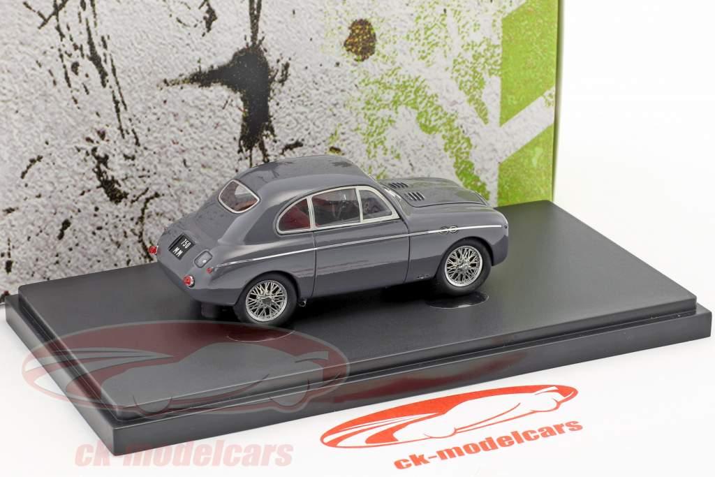 Fiat 750 MM Panoramica Zagato year 1949 gray 1:43 AutoCult