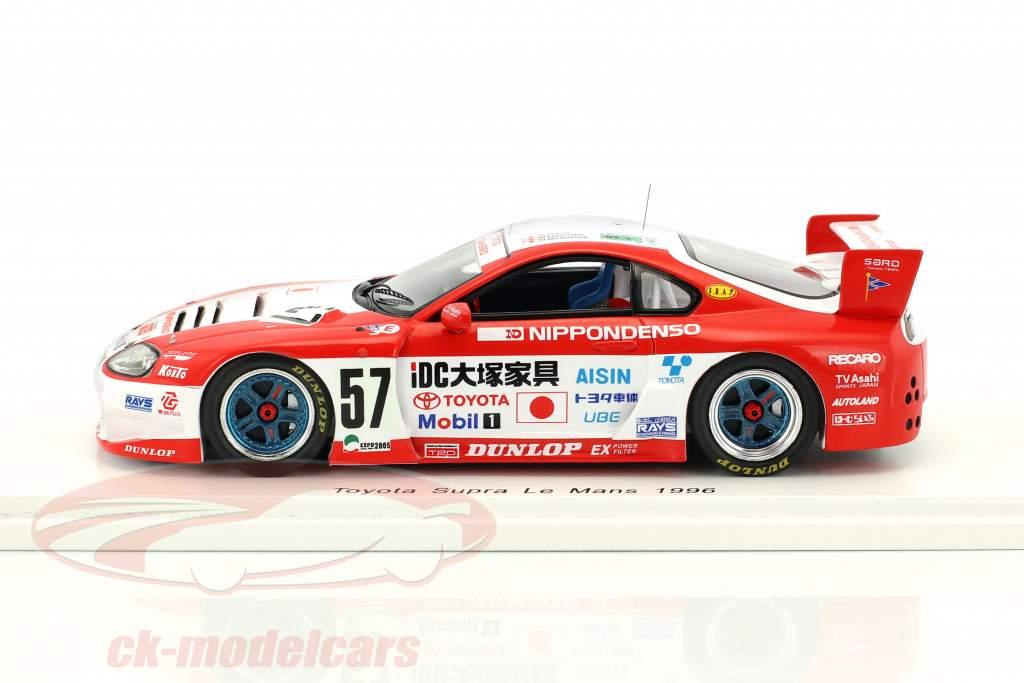 Toyota Supra #57 24h LeMans 1996 Kageyama, Sekiya, Mitsusada 1:43 Spark