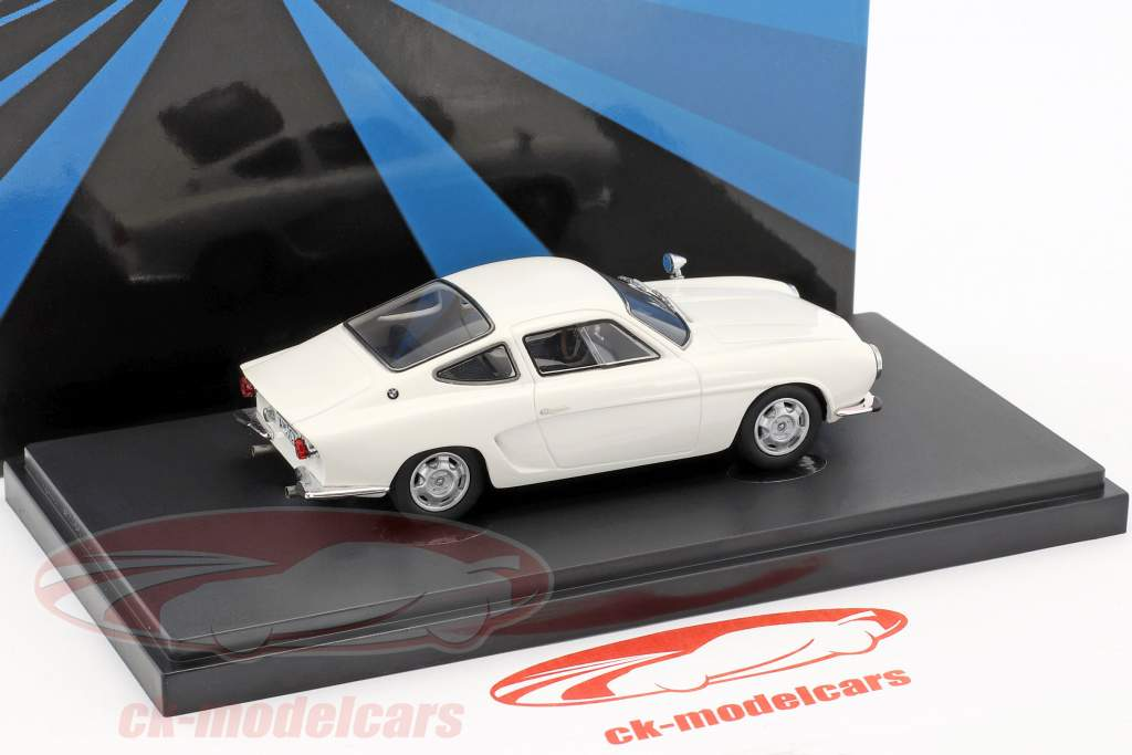 Martini-BMW 700 Typ 4 Baujahr 1964 weiß 1:43 AutoCult