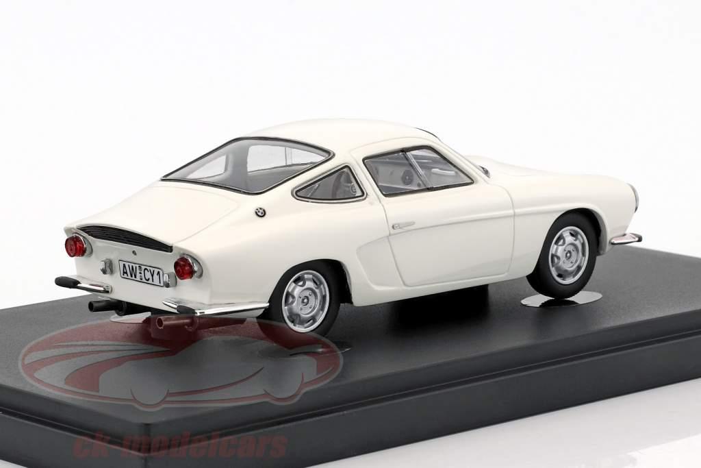 Martini-BMW 700 type 4 année de construction 1964 blanc 1:43 AutoCult